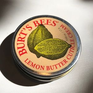 Burt's Bees Full Size Lemon Butter Cuticle Cream